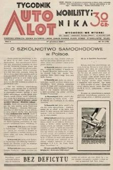 Tygodnik Automobilisty i Lotnika. 1929, nr51