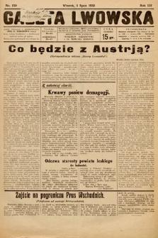 Gazeta Lwowska. 1932, nr150