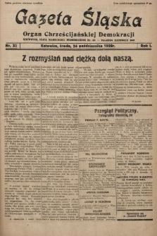 Gazeta Śląska : organ Chrześcijańskiej Demokracji. 1928, nr32