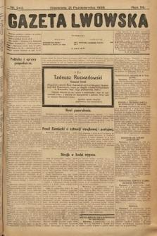 Gazeta Lwowska. 1928, nr243