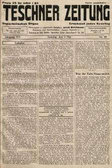 Teschner Zeitung : unparteiisches Organ. 1931, nr18