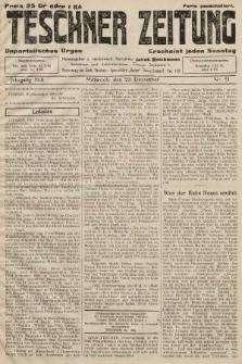 Teschner Zeitung : unparteiisches Organ. 1931, nr51