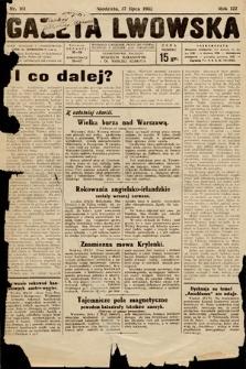 Gazeta Lwowska. 1932, nr161