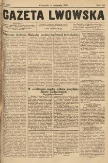 Gazeta Lwowska. 1928, nr257