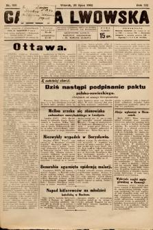 Gazeta Lwowska. 1932, nr168