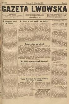 Gazeta Lwowska. 1928, nr267