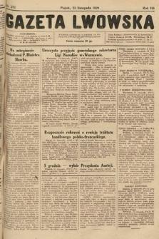 Gazeta Lwowska. 1928, nr270