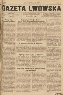 Gazeta Lwowska. 1928, nr273