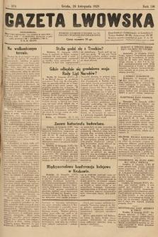 Gazeta Lwowska. 1928, nr274
