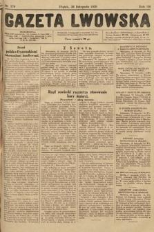 Gazeta Lwowska. 1928, nr276