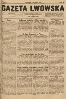 Gazeta Lwowska. 1928, nr278