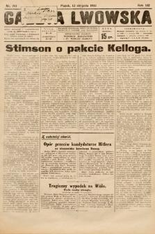 Gazeta Lwowska. 1932, nr183