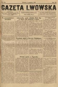 Gazeta Lwowska. 1928, nr279