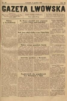 Gazeta Lwowska. 1928, nr281