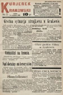 Kurjerek Krakowski. 1932, nr2