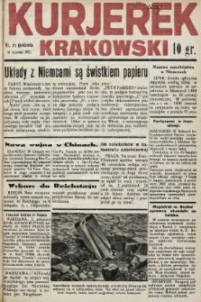 Kurjerek Krakowski. 1932, nr18