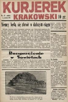 Kurjerek Krakowski. 1932, nr24