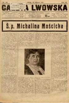 Gazeta Lwowska. 1932, nr189
