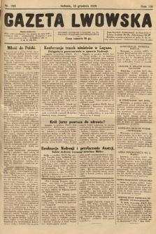 Gazeta Lwowska. 1928, nr288