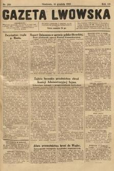 Gazeta Lwowska. 1928, nr289