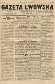 Gazeta Lwowska. 1928, nr292