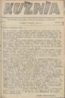 Kuźnia : dwutygodnik Zrzeszenia Polskich Organizacji Zawodowych. 1946, z.10