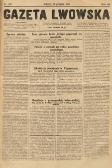 Gazeta Lwowska. 1928, nr298
