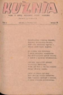 Kuźnia Walki o Lepszą Przyszłość Narodu Polskiego. 1946, z.6