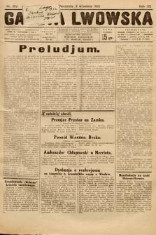 Gazeta Lwowska. 1932, nr202