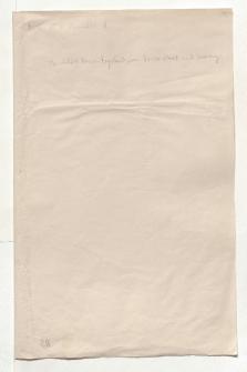 Journal du Mexique a Veracruz (Manuskripttitel)