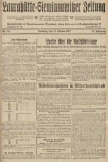 Laurahütte-Siemianowitzer Zeitung : enzige älteste und gelesenste Zeitung von Laurahütte-Siemianowitz mit wöchentlicher Unterhaitungsbeilage. 1927, nr166