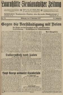 Laurahütte-Siemianowitzer Zeitung : enzige älteste und gelesenste Zeitung von Laurahütte-Siemianowitz mit wöchentlicher Unterhaitungsbeilage. 1927, nr174