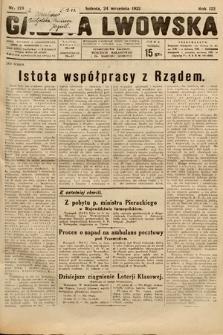 Gazeta Lwowska. 1932, nr219