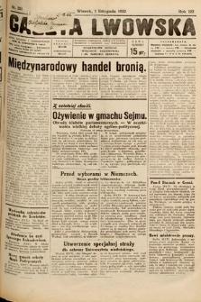 Gazeta Lwowska. 1932, nr251