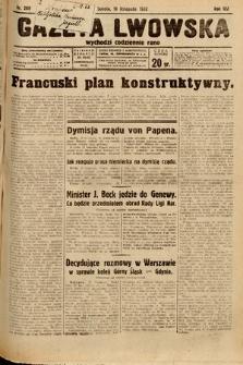 Gazeta Lwowska. 1932, nr269