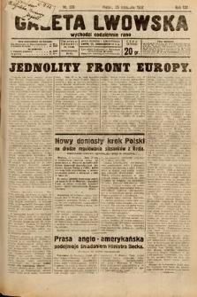 Gazeta Lwowska. 1932, nr275