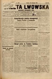 Gazeta Lwowska. 1932, nr279
