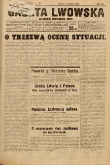 Gazeta Lwowska. 1932, nr282