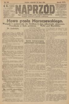 Naprzód : organ centralny polskiej partyi socyalno-demokratycznej. 1918, nr160
