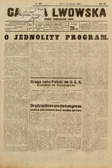 Gazeta Lwowska. 1932, nr289