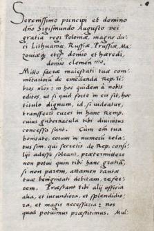 Commentariorvm De Rep. Emendanda, Libri Quinq[ue] Andreæ Fricii Modreuii ad Regem, Senatum, Pontifices, Presbyteros, Equites, Populumq[ue] Poloni[a]e Ac reliqu[a]e Sarmati[a]e, : Liber Primvs De Moribus. Secundus De Legibus. Tertius De Bello. Quartus De Ecclesia. Quintus De Schola. [Lib.1-3]