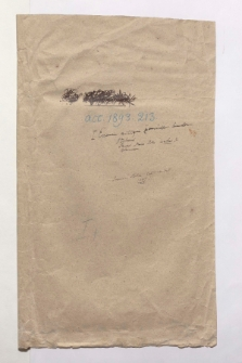Papiere: Handschriften und Gedruckten zum Examen Critique [całość]