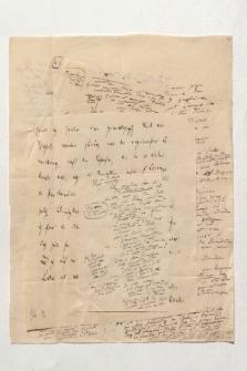 Brief von Alexander von Humboldt an Leopold von Ranke