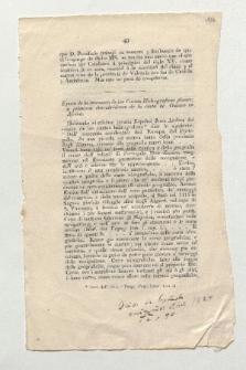 Epoca de la invencion de las Cartas Hidrograficas planas; y primeros descubridores de las costa de Guinea en Africa. (Drucktitel)