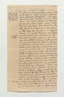 Ludwig I erwähnt in seinem Praeceptum de archiepiscopat Hammaburgenti [...] (Incipit der Unterlage)