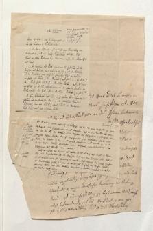 Brief von Friedrich Wilken, Franz Bopp und August Böckh an Alexander von Humboldt