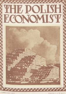 The Polish Economist : a monthly review of trade, industry and economics in Poland. 1927, nr2