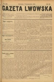Gazeta Lwowska. 1906, nr229