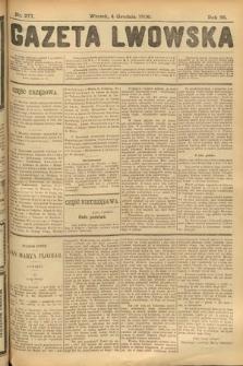 Gazeta Lwowska. 1906, nr277