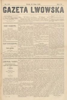Gazeta Lwowska. 1908, nr116